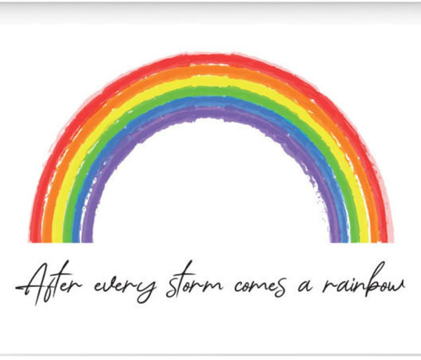 What is a rainbow? #rainbow #whatisarainbow https://www.style-yourself-confident.com/what-is-a-rainbow.html