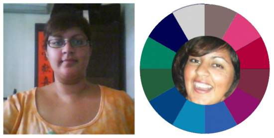 Before and after Color Analysis - It's Magic!  http://www.style-yourself-confident.com/color-analysis.html