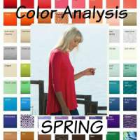 Spring #spring #warm coloring http://www.style-yourself-confident.com/