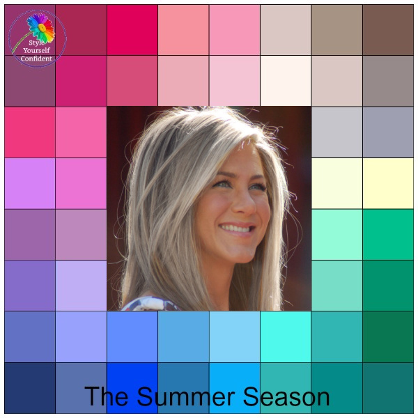 Soft Summer - you may be diluting your color palette #soft summer #color analysis  https://www.style-yourself-confident.com/soft-summer.html