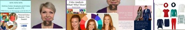 Online Color Analysis, Body Shape and Style #onlinecoloranalysis #bodyshape #stylemakeover http://www.style-yourself-confident.com/
