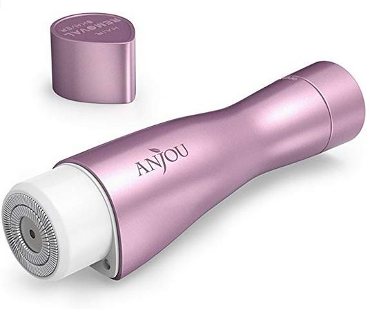Painfree hair removal #painfreehairremoval #anjouhairremover https://www.style-yourself-confident.com/facial-hair-remover.html