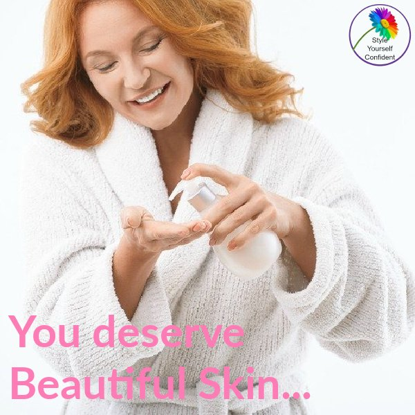Beautiful skin care #skin care https://www.style-yourself-confident.com/beautiful-skin-care.html