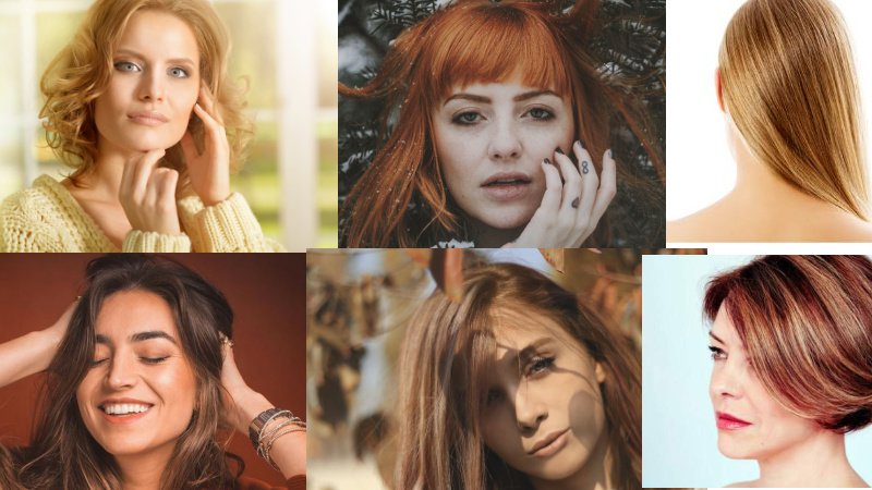 Whats the best hair color for YOU! #besthaircolor https://www.style-yourself-confident.com/best-hair-color.html