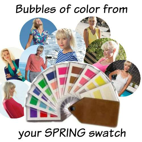 Seasonal color analysis Spring #Spring season #Taylor Swift http://www.style-yourself-confident.com/seasonal-color-analysis-spring.html
