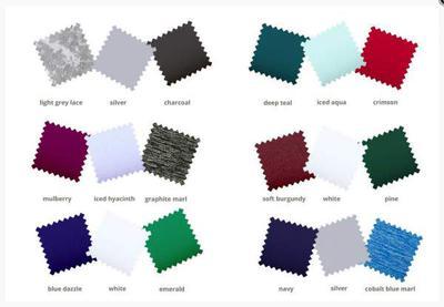 Winter color combinations 3