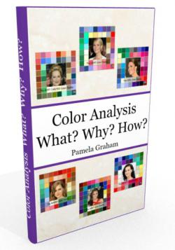 'Color Analysis - What? Why? How?' out now on Amazon Kindle. #coloranalysis #coloranalysisbook http://azon.ly/90pB