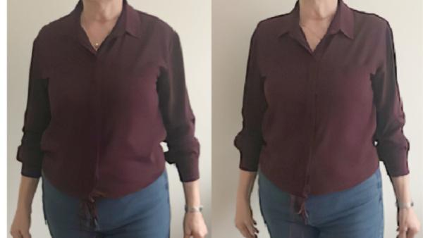 10 ways to look slimmer #lookslimmer #dresstolookslim https://www.style-yourself-confident.com/10-ways-to-look-slimmer.html