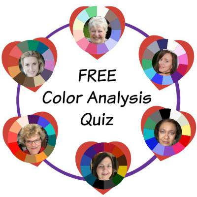 Free Color Analysis Quiz #free Color Analysis  http://www.style-yourself-confident.com/color-analysis-quiz.html