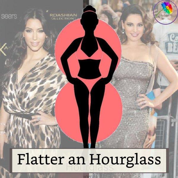 Hourglass Body Type #hourglass #bodyshape https://www.style-yourself-confident.com/hourglass-body-shape.html