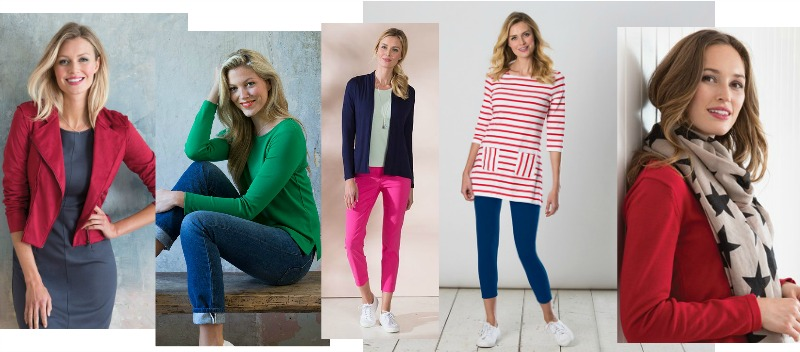 6 ways to wear Summer colors #summercolors #summercoloranalysis https://www.style-yourself-confident.com/wear-summer-colors.html