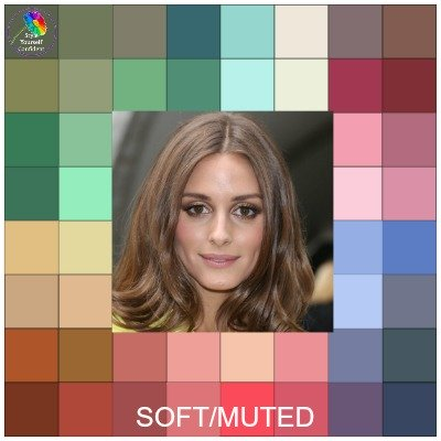 Soft Autumn - you may be diluting your color palette #soft autumn #color analysis  http://www.style-yourself-confident.com/soft-autumn.html