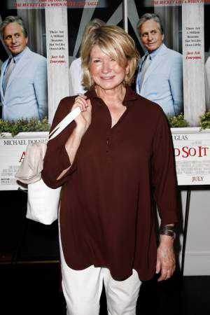 Natural style personality #natural style #Martha Stewart https://www.style-yourself-confident.com/natural-style-personality.html