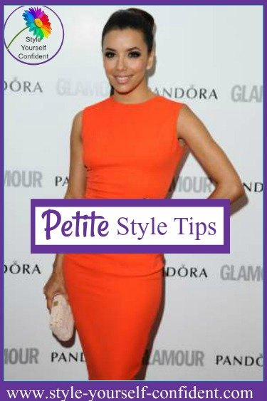 Petite body styling tips #petite  https://www.style-yourself-confident.com/petite-body-shape-style-tips.html