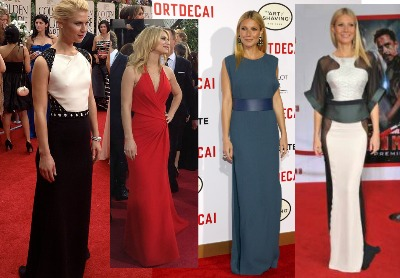 Rectangle body shape #rectangle body #Nicole Kidmand #Gwyneth Paltrow #Lauren Hutton http://www.style-yourself-confident.com/rectangle-body-shape.html