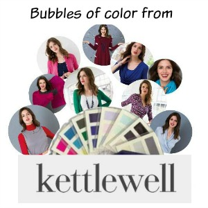 Shop your Colors with tops, separates and dresses, bring your Color Swatch to life!  #kettlewellcolours #coveredperfectly https://www.style-yourself-confident.com/shop-your-colors.html