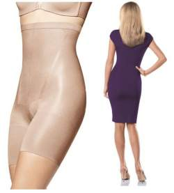 Dress to look slimmer #lookslimmer #spanx https://www.style-yourself-confident.com/dress-to-look-slimmer.html