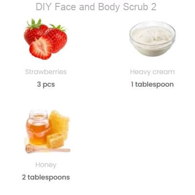 DIY organic face and body scrubs #organicbodyscrubs #faceandbodyscrub #diyfacescrub https://www.style-yourself-confident.com/DIY-face-and-body-scrubs.html