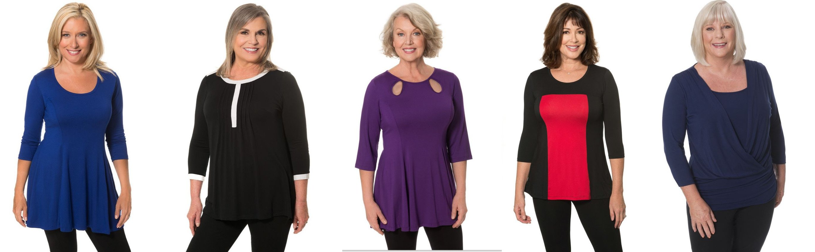 Covered Perfectly tops don't cling and hide tummy bulge #covered perfectly #hide tummy fat http://www.style-yourself-confident.com/hide-tummy-fat.html