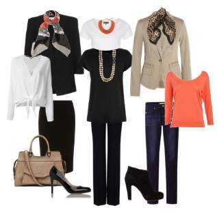 A capsule wardrobe starts with Wardrobe Essentials #capsule wardrobe http://www.style-yourself-confident.com/wardrobe-essentials.html