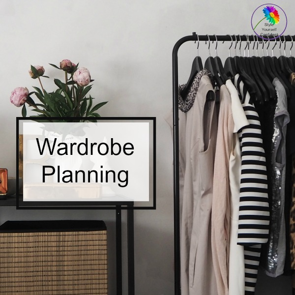 Wardrobe planning #wardrobeplanning https://www.style-yourself-confident.com/wardrobe-planning.html