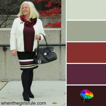 Color Analysis in Nature  #color analysis #color analysis in nature #color palettes #goats  http://www.style-yourself-confident.com/color-analysis-in-nature.html