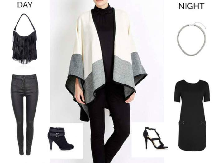 Style the wrap - an elegant coverup for any occasion #style the wrap  https://www.style-yourself-confident.com/style-the-wrap.html